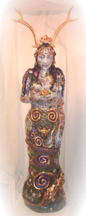 goddessart-Lady of Avalon