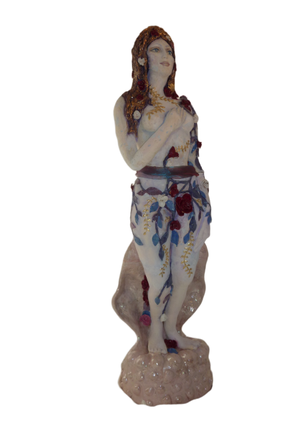 Aphrodite ohne Hintergrund 1