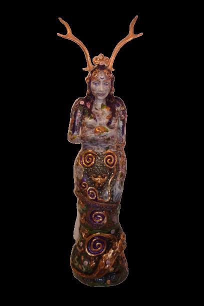 Lady of Avalon ohne Hintergrund